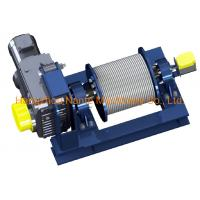 China Construction Winch Electric Hoist Lifting Winch NW Series with Motor on sale