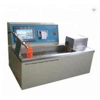 Oil Analysis Testing Equipment Automatic Saturated Vapour Pressure Testing For Gasoline And Crude Oil Manufactures
