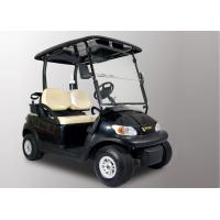 China Aluminum Chassis 2 Seater Electric Golf Cart 3.7kw KDS Motor For Golf Course on sale