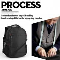 New Swiss backpack multifunctional men luggage for outdoor travel bags Wenger computer pack Manufactures