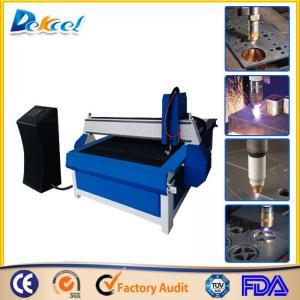 China CNC Metal Plasma Cutting Machine 10mm 20mm Plasma Cutter Equipment wholesale