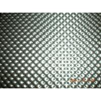 Heavy duty Aluminum Embossed Sheet / Plate For Refrigerator / aerospace Manufactures