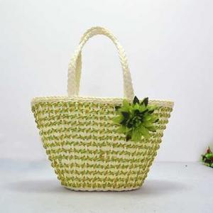 Women's Stylish Straw shoulder bag 80139
