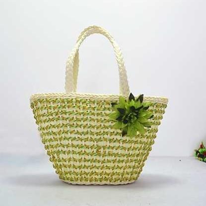 Quality Women's Stylish Straw shoulder bag 80139 for sale