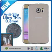 TPU Jelly Galaxy Cell Phone Cases Transparent 0.3mm Super Slim Manufactures