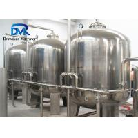 China Commercial Reverse Osmosis Water Filtration System / Drinking 2ater Treatment Machine on sale