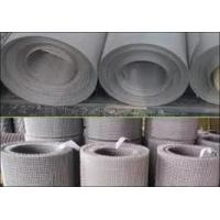 China Ultra Fine Stainless Steel Wire Cloth Mesh 302/304/316/316L Rust Corrosion Resistance on sale