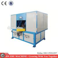 Automated Rotary Table Cylinder Polishing Machine Controlled With Touched Screen Manufactures