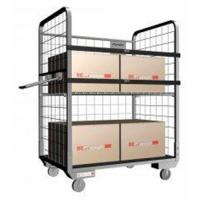 Stainless Steel Roll Cage of Chassis With Brake Device For Parcel Collection Manufactures