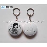 ABS Music Keyring Music Keychain With Customized Logo , Customized Sound for sale