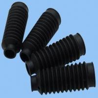 China Silicone Shock Absorber Rubber Boots, Automotive Parts According to your Drawing on sale