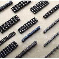 Carbon Steel Transmission Components Simplex Roller Chain High Precision Manufactures