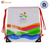 Quality Non woven drawstring bags for sale