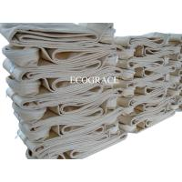 Pleated 1 Micron Nomex Filter Bags , Asphalt Mixing Smoke Filters To Cement Kiln Manufactures