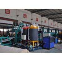 Wall Panel And Roof Panel PU Sandwich Panel Machine / Line For 600-1200mm Width Manufactures