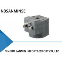Custom YED123 DC / AC Solenoid Coil High Reliability For Pulse Jet Valve Manufactures