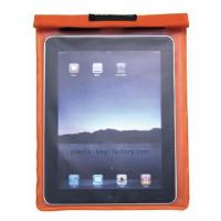 Fashion PVC plastic waterproof pouch bag for tablet pc / ipad / samsung Manufactures