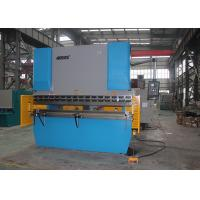 High Performance Electric Metal Bender Brake Metal Sheet Bending Machine ECO Friendly Manufactures