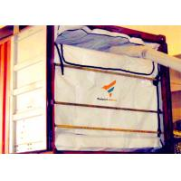 China Dry Bulk Liner with Zipper and PP Material for Beans/ Rice  20 Container Storage on sale