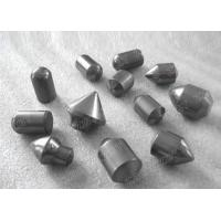 China Hip Sintering Carbide Rock Drill Bits , Coal Mining Tungsten Carbide Button Bits on sale