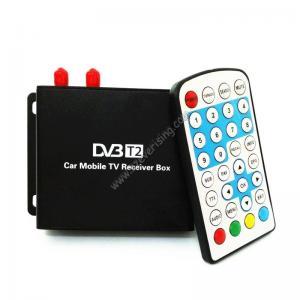 China Car DVB-T2 TV Receiver Russia DVB-T2 Receiver Thailand DVB-T2 Set Top Box Double Tuner Digital TV DVB-T2 Box on sale
