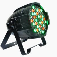 Wholesale strobe flash 54*3w rgb led par can stage light 3in 1 waterproof ip65 concert lighting Manufactures