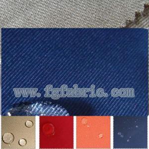 EN13034 polyester/cotton anti-acid fabric/anti acid alkali resistant fabric SFF-076 Manufactures