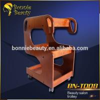 Wooden spa trolley Manufactures