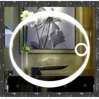 Round Lighted Mirror with magnify feature Manufactures