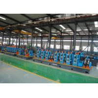 High Speed Efficiency Capacity Steel ERW Pipe Mill Round & Square Pipe Tube Mill  Making Line