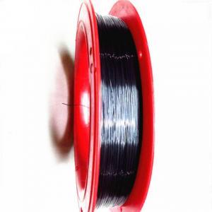 China 0.5mm Nitinol Shape Memory Alloy Wire on sale