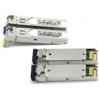 10gb Single Mode Fiber Transceiver , Sfp Gigabit Ethernet Module With DDM Manufactures