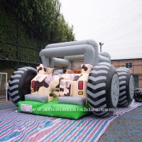Commercial ATV Slide Inflatable Games For Children Outdoor Use Manufactures