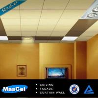 China Aluminum Ceiling Tiles and Aluminium Ceiling for Insulated Aluminum Roof Panel on sale