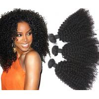 China 18 Inches 8A Brazilian Human Hair Extensions / Smooth Real Virgin Hair weaving on sale