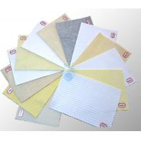 Buy cheap Polyester / Aramid Nonwoven Needle Felt Filter Cloth ISO9001 Certified from wholesalers