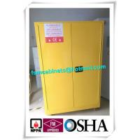 Industry Type Safety Storage Cabinets For Flammable Liquid OSHA 29 CFR1910.106 Manufactures
