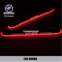 China Buick Envision LED door sill plate light moving door scuff Pedal lights on sale