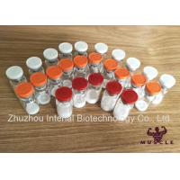 Build Muscle Protein Peptide Hormones HGH Fragment 176-191 Lyophilized Powder with GMP Manufactures