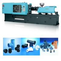 Energy-saving Full automatic PVC Single Color Air Blowing Injection Molding Machinery Manufactures
