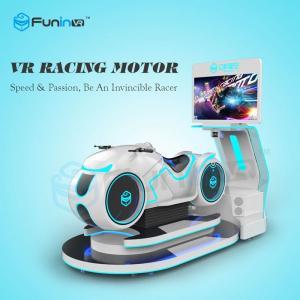 China 100kg Weight Virtual Reality Machine / 9d Cinema Simulator For Amusement Park on sale