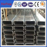 Aluminum extrusion profile for industry, Industrial aluminium profiles heating radiators Manufactures