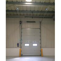 Insulated Sandwich Panel Industrial Sectional Doors for Outside Use Manufactures