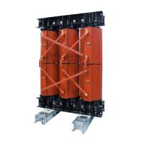 High Voltage Cast Resin Dry Type Transformer Flame Retarded With High Insulation Level Manufactures