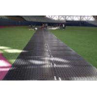 Quality temporary road track mat for light duty ground protection equipment/composite for sale
