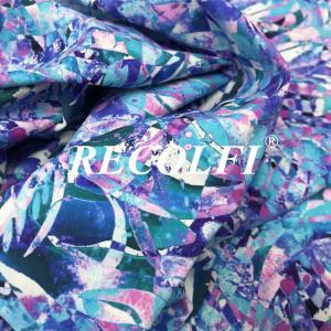China Eco - Friendly Xtra Life Lycra Fabric , Dancewear Fabric By The Yard on sale