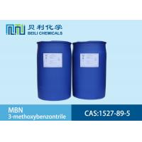 3-Methoxybenzonitrile CAS 1527-89-5 1.089 g/mL at 25 °C Density Manufactures