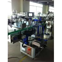 Full Automatic Sticker Label Applicator , Bottle Labeling Machine With CE Certification Manufactures