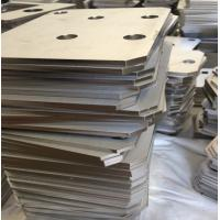 CNC Laser cutting hot rolled plate perforated stainless steel sheet metal work with mirror or hairline finish Manufactures
