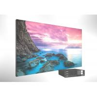 1.7Mm 0.9mm Bezel Lcd Video Wall Display , Large Samsung Videowall Panel Manufactures